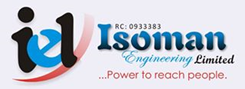 Isoman Engineering Limited Logo